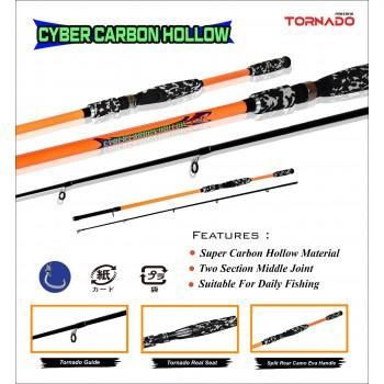 Tornado Cyber Carbon Hollow