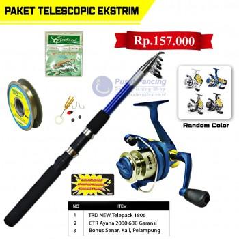 Paket Telescopic Ekstrim
