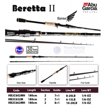 Abu Garcia Hornet Beretta...