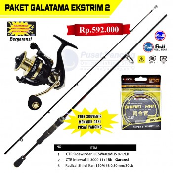 Paket Galatama Ekstrim 2