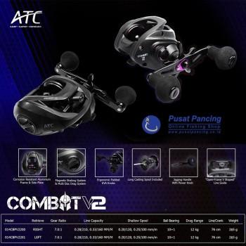 ATC Combat Plus V2